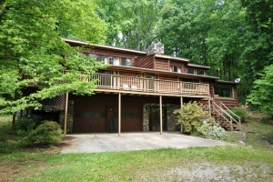 Peaceful Mountain Retreat, Fairview, North Carolina – just outside of Asheville.